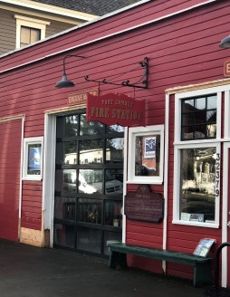 Old Port Gamble fire house