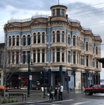 Lovely Victorian Architecture