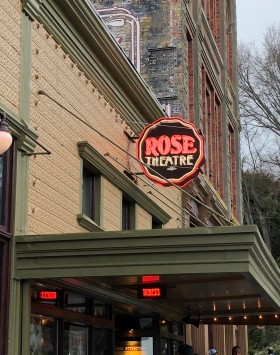 The beautiful Rose Theatre