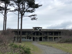 Main beach bunker