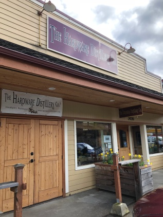 Right off 101 in a cute row of shops. Stop in for a delicious tasting!