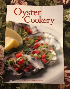 Great cookbook, signed by local author!
